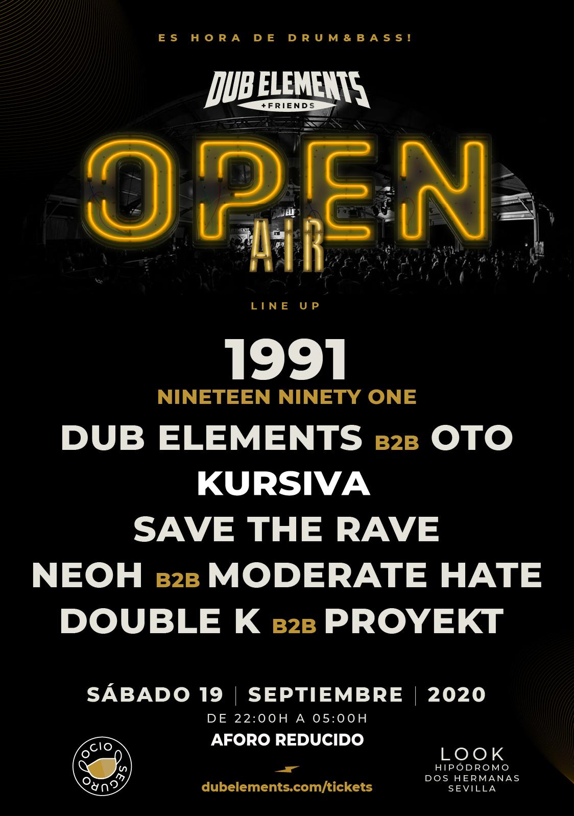 open air 2020